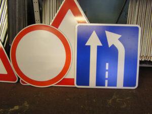 Покупка дорожных знаков