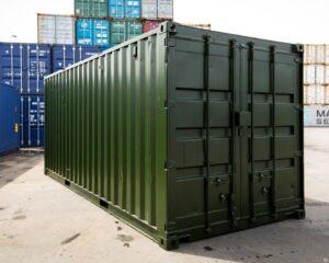 Как приобрести морской контейнер