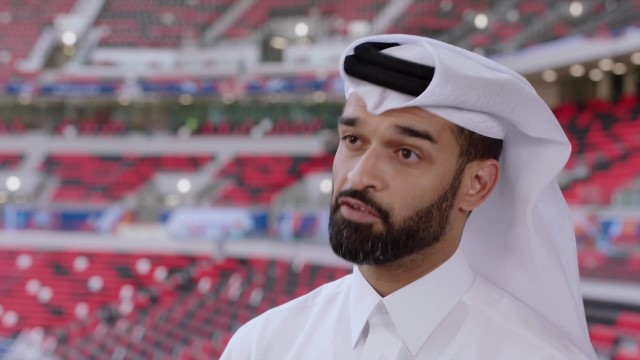Qatar: Al Rayyan stadium set to host 2022 World Cup inaugurated on country's National Day