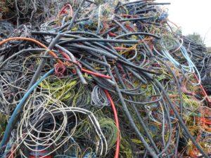 Как сдать лом кабеля?