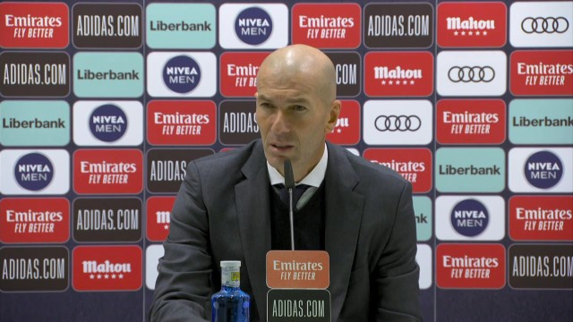Spain: 'It was a good week' — Zidane following 2-0 victory against Atletico Madrid