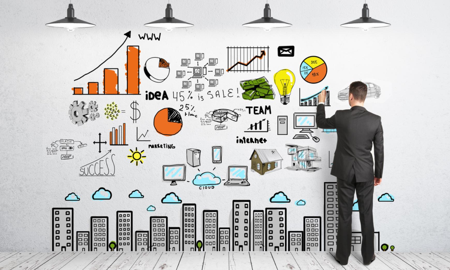 Услуги продвижения бизнеса в сети